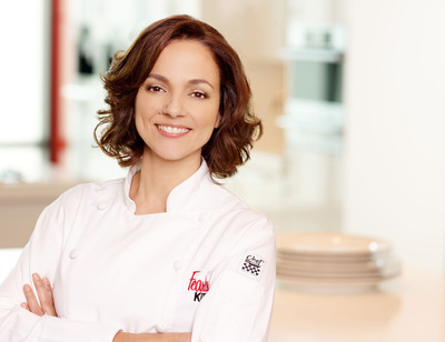 Celebrity Chef Christine Cushing Chooses Cage-Free Eggs