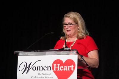 New WomenHeart Board Member Jerri Anne Johnson, M. Ed.