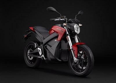 2015 Zero SR (PRNewsFoto/Zero Motorcycles)
