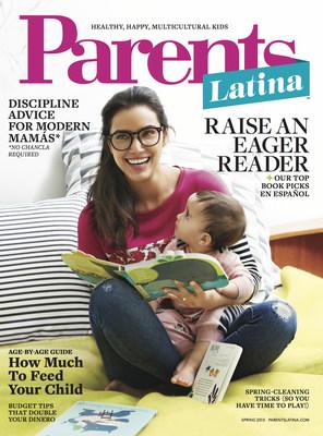 Cover of Parents Latina