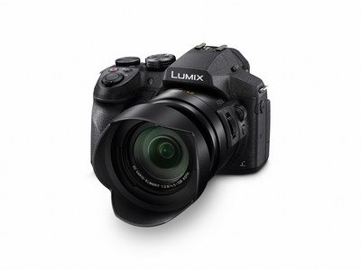 New LUMIX DMC-FZ300 with Splash/Dust-proof Rugged Design