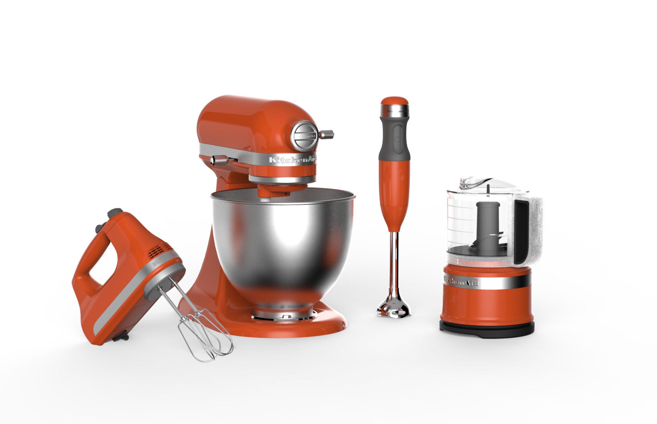 KitchenAid Unveils Fresh New Colors At Housewares Show