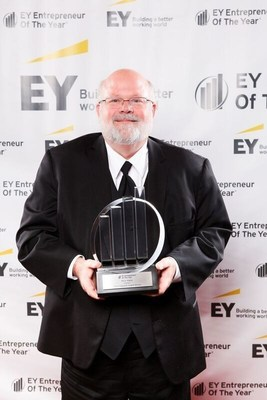 Today EY announced that DigiCert CEO Nicholas Hales has received the prestigious 2016 EY Entrepreneur of the Year(R) Award in the Services category in the Utah region. DigiCert is the world's second-largest provider of high-assurance digital certificates, providing online authentication and encryption for the world's largest enterprises to secure their web and Internet of Things (IoT) investments. Hales, who was presented with the award at a special gala event at Salt Lake City's Grand America Hotel on June 4, was selected by an independent panel of judges. The awards program is celebrating its 30th year recognizing innovative business leaders.