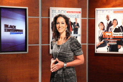 Caroline Clarke, Host of Women of Power TV Show