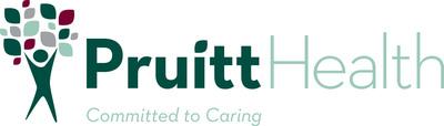 PruittHealth Logo. (PRNewsFoto/PruittHealth) (PRNewsFoto/PRUITTHEALTH)