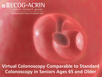 Virtual Colonoscopy Comparable to Standard Colonoscopy in Seniors 65 and Older.  (PRNewsFoto/American College of Radiology Imaging Network)