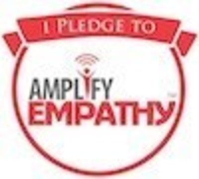 Amplify Empathy badge (PRNewsFoto/Temkin Group)