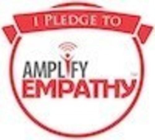 Amplify Empathy badge (PRNewsFoto/Temkin Group)