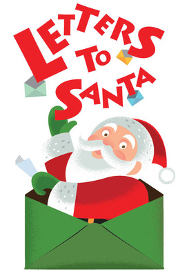 Letter to Santa Opens December 5th at Select Post Offices Nationwide.  (PRNewsFoto/U.S. Postal Service)
