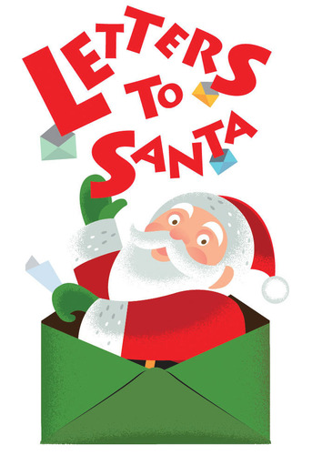 U.S. Postal Service Delivers Children's Holiday Dreams Through Letters to Santa Program - Now