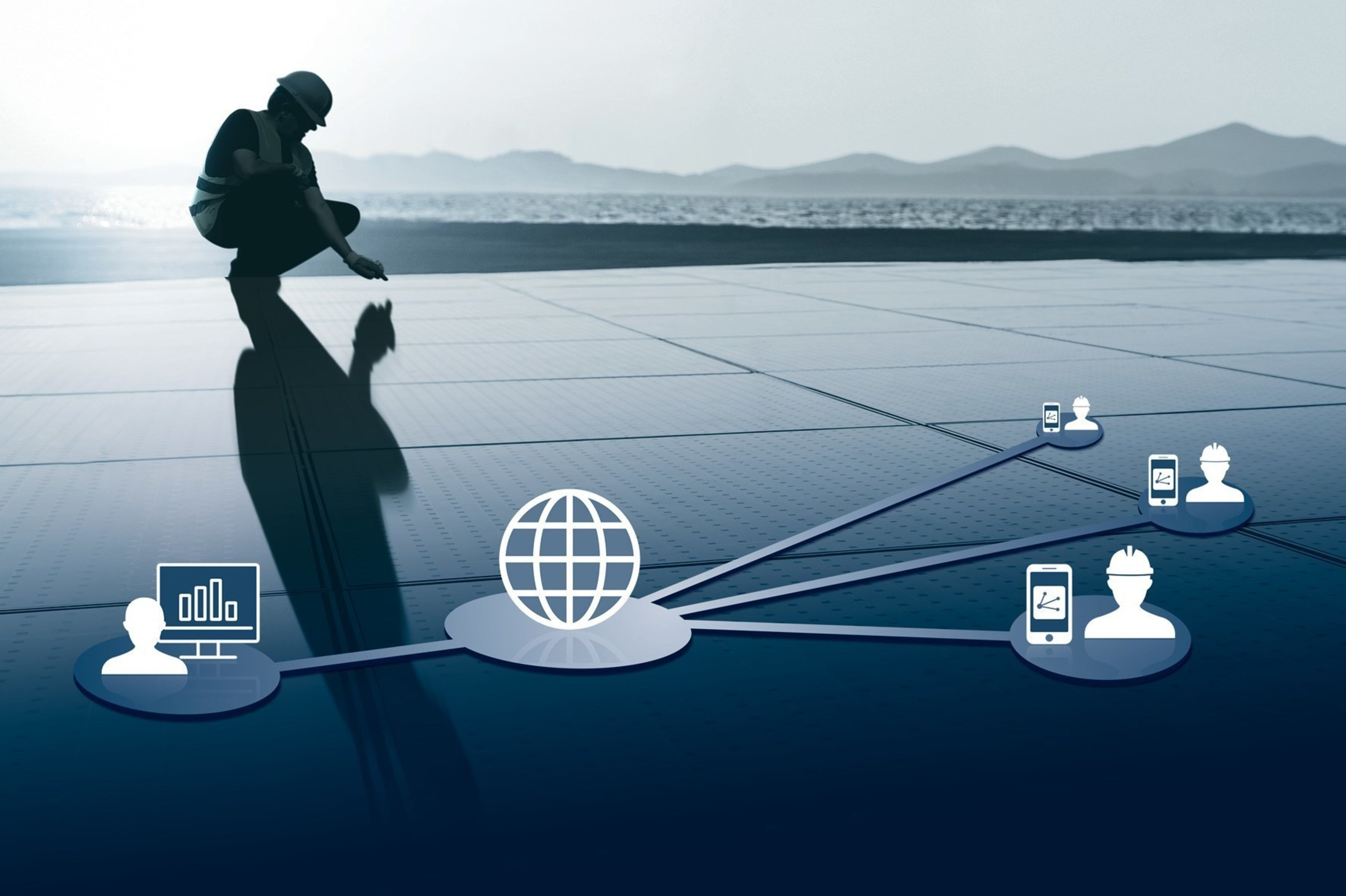 Raising Power services the global customers with local certified technicians