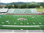 Ohio University's Peden Stadium.  (PRNewsFoto/AstroTurf)