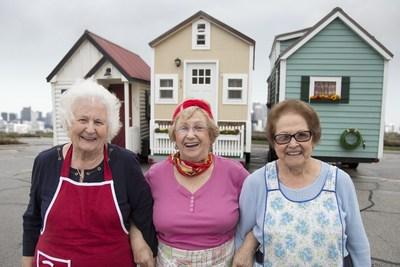 """The Three """"Sausage Nonnas"""""""