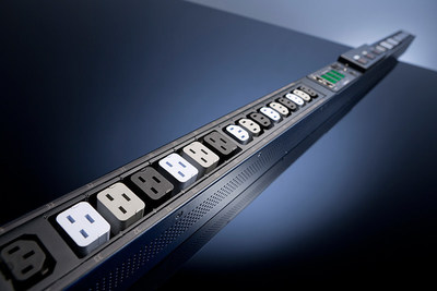 The new HDOT Switched PDU. An All-In-1 PDU solution.