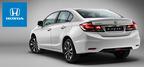 2014 Civic models receive significant updates. (PRNewsFoto/Allan Nott Honda)