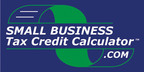 Small Business Tax Credit Calculator Logo.  (PRNewsFoto/Tax Credits, LLC)