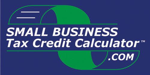 Small Business Tax Credit Calculator Logo.  (PRNewsFoto/Tax Credits, LLC)