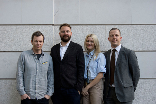 Anomaly London Hires Alex Holder and Oli Beale as Partners.  (PRNewsFoto/Anomaly)