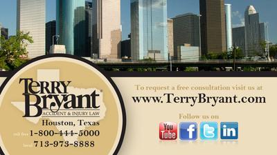 TerryBryant.com. (PRNewsFoto/Terry Bryant Accident & Injury Law) (PRNewsFoto/TERRY BRYANT ACCIDENT & INJUR...)