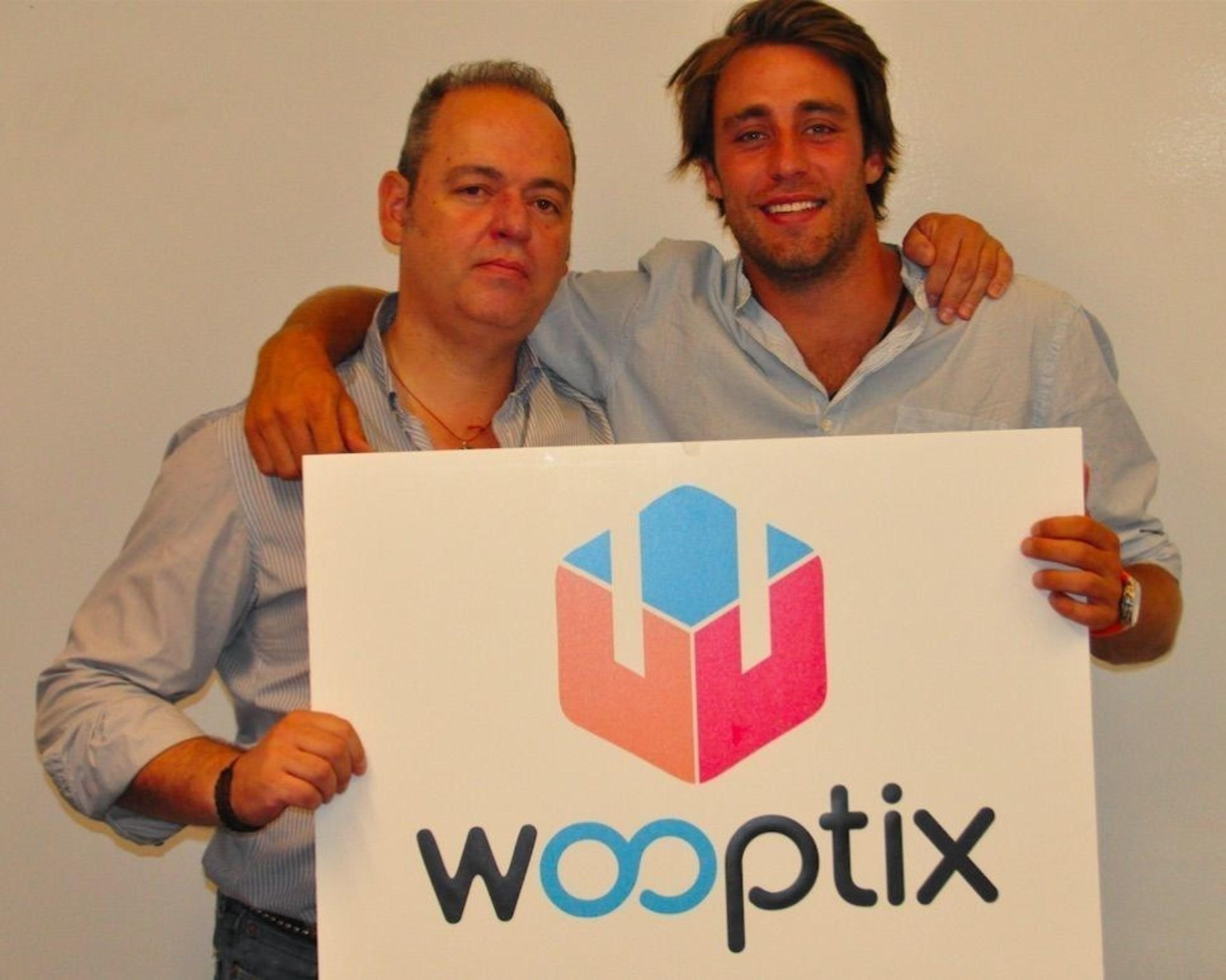 Cofounders Javier Parraga (left) and Javier Elizalde (right)