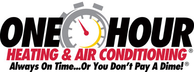 One Hour Heating & Air Conditioning (PRNewsFoto/One Hour Heating & AC)