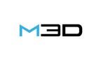 M3D Logo (PRNewsFoto/M3D)