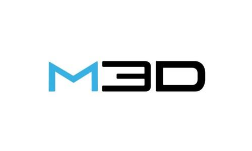 M 3d Logo M3D, Kickstarter to De...