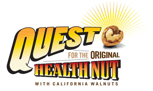 Original Health Nut.  (PRNewsFoto/California Walnut Commission)