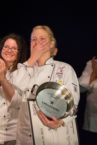 S.Pellegrino® Almost Famous Chef® Competition Ascends Kristen Thibeault To The Next Level In Her