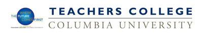 Teachers College Campaign logo.