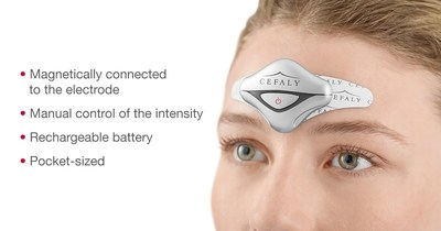 Migraine medical device Cefaly(R) releases the Cefaly(R) II, a revamped pocket-sized model of its FDA approved external trigeminal nerve stimulation headband.