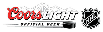 Coors Light, the Official Beer of the NHL, Encourages Sports Fans to Celebrate the Cold with Epic Weather-Based Giveaway.  (PRNewsFoto/Coors Light)