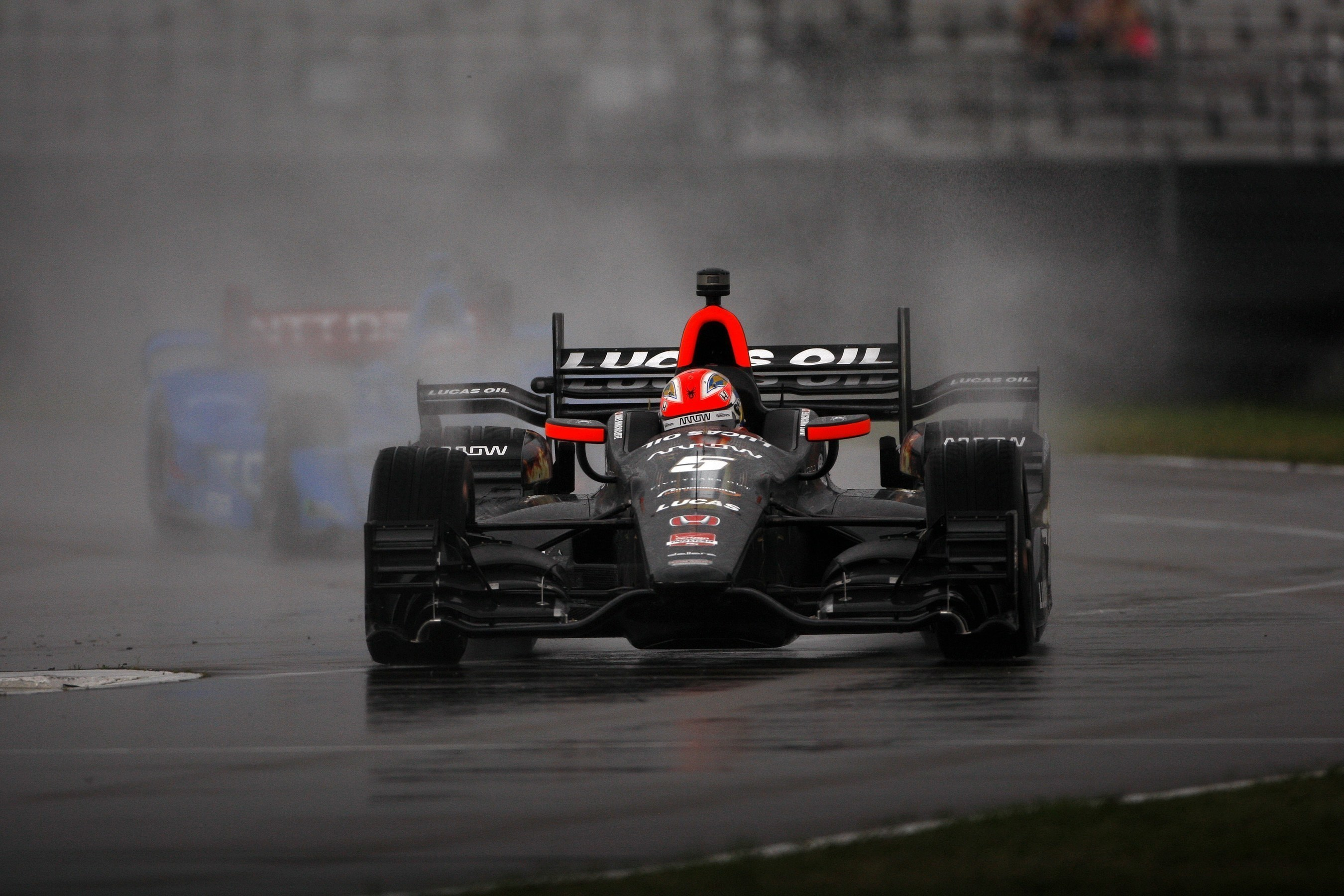 Hinchcliffe and Honda Win in New Orleans