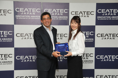 The CEATEC INNOVATION AWARDS, 'As Selected by U.S. Journalists', Will Again Be Held