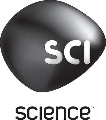 Science Morph black and white logo.  (PRNewsFoto/Discovery Communications)