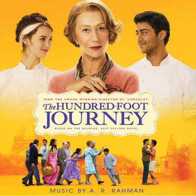 The Hundred-Foot Journey cover art (PRNewsFoto/Hollywood Records)