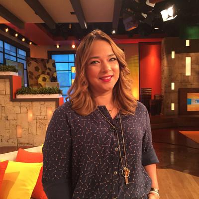 Adamari Lopez Respondera A Preguntas En Una Fiesta de Twitter Sobre La Experiencia De Ser Una Nueva Mama.