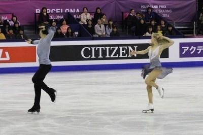 Previous ISU Grand Prix of Figure Skating Final ((C) David W. Carmichael)