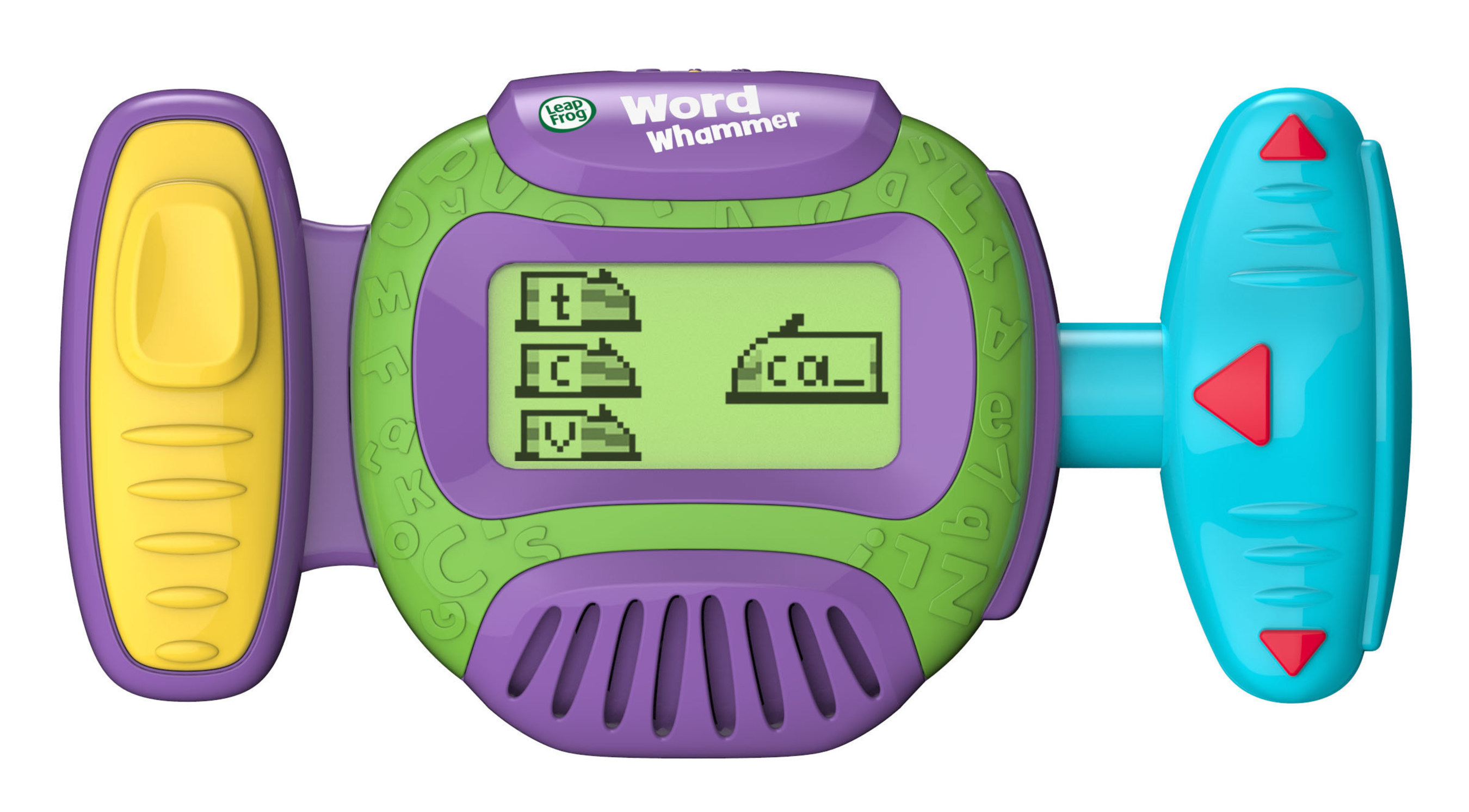 Build Words and Jam on Phonics Skills with Word Whammer.