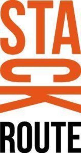 StackRoute Logo (PRNewsFoto/NIIT Limited)