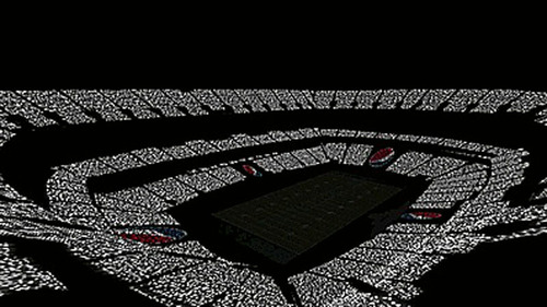 More than 82,000 fans literally lit-up MetLife Stadium to hype the Pepsi Super Bowl Halftime show, the most ...