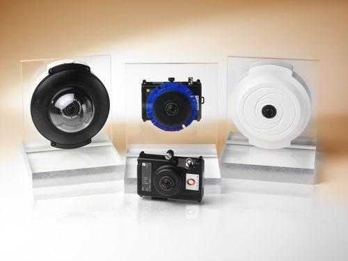 Oncam Grandeye lance une nouvelle gamme palpitante de caméras à 360 degrés et la première