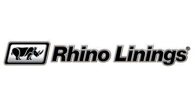 Rhino Linings Corporation, leaders in elastomeric coatings and building products. More information at www.rhinolinings.com. (PRNewsFoto/RHINO LININGS CORPORATION)