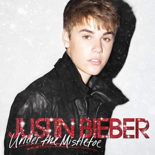 """Under The Mistletoe"" Available November 1st.  (PRNewsFoto/The Island Def Jam Music Group)"