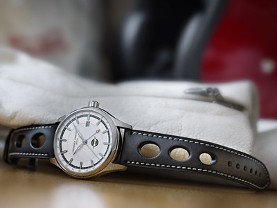 Frederique Constant Vintage Rally Healey 24H Watch (PRNewsFoto/Frederique Constant)