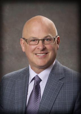 Jim Steinhagen, Vice President and Administrator of the Betty Ford Center (PRNewsFoto/Hazelden Betty Ford Foundation)