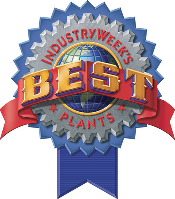 IndustryWeek Magazine Names North America's Best Manufacturing Facilities. (PRNewsFoto/Penton) (PRNewsFoto/PENTON)