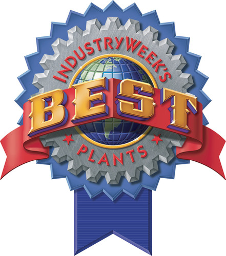 IndustryWeek Magazine Names North America's Best Manufacturing Facilities. (PRNewsFoto/Penton) ...