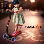 An Improved Sturdy Toddler Scooter was Launched by Fascol in Europe -- the Surfing Scooter