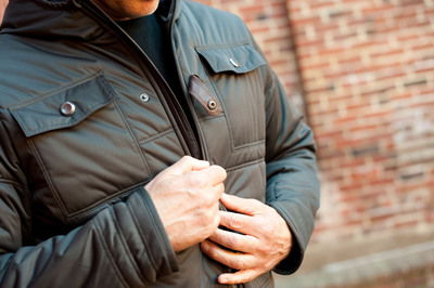 Truss jacket by Salence.  (PRNewsFoto/Climashield)